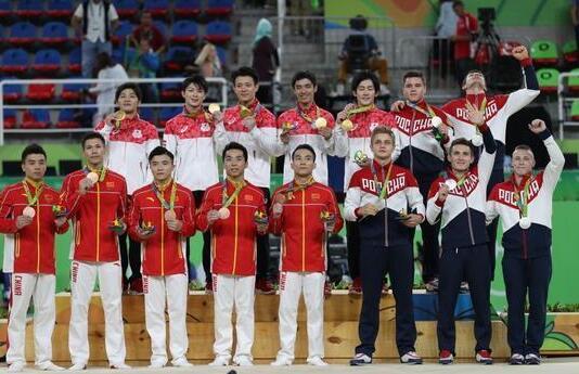 【体操】体操队开始备战东京奥运