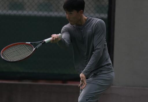 【田径】刘翔学网球是什么画风
