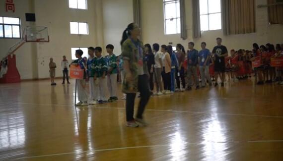 【竹竿舞】浙江省第二届音乐竹竿舞比赛在杭州举行