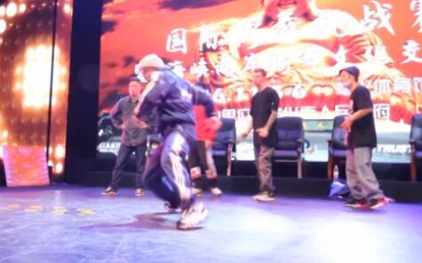 """【街舞】""""王者之战""""国际街舞挑战赛在奉化举行"""