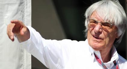 """【赛车】F1掌门人埃克莱斯通""""下课"""""""