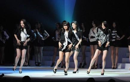 环球小姐日本区冠军25岁模特松尾幸实