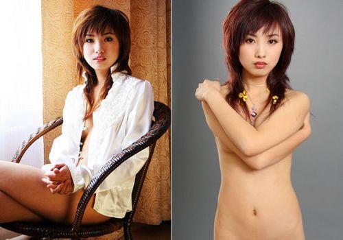 柳菁菁是继汤加丽之后又一个以大胆而出名的人体模特。