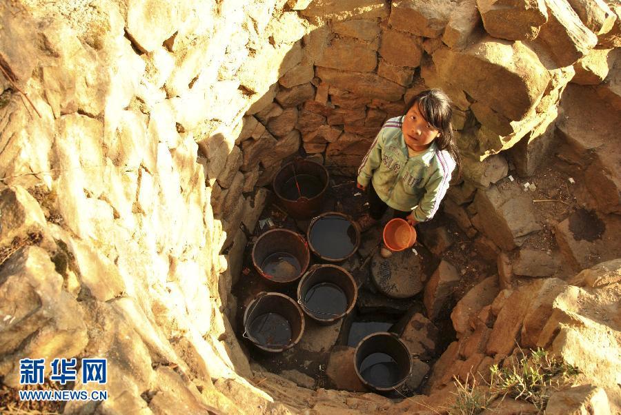 #(生态)(2)贵州西部局地发生春旱 41万余人临时饮水困难
