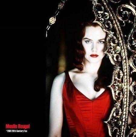 妮可基德曼-《红磨坊》