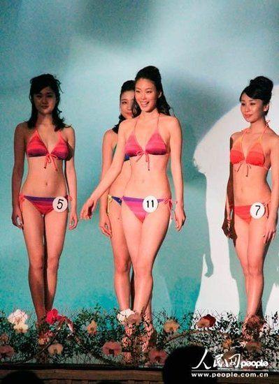 日本小姐大赛冠军22岁的大学生铃木惠梨佳