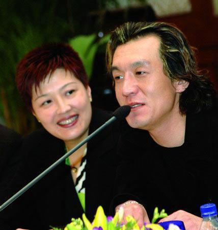 李咏与哈文