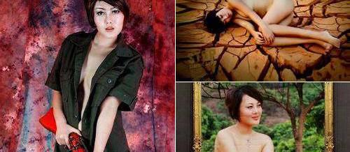 傲蕾,即奥雷,人称傲蕾格格。国内知名人体模特,metcn旗下模特,拍摄人体艺术写真数组。她奶奶是日侨,四分之一的外国血统。