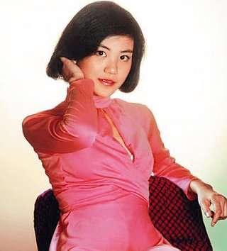 王菲少女时代早期照片