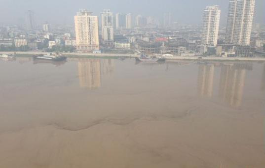 """温州市民质疑鳌江污染""""赤潮说""""官方排除企业偷排"""
