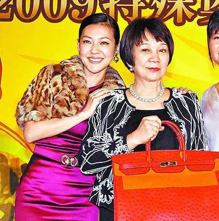 刘德华陷婆媳问题 盘点娱乐圈的婆媳不和内幕(图)