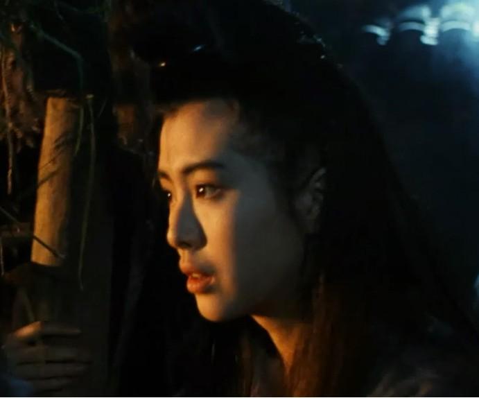 王祖贤版《倩女幽魂》剧照-刘亦菲大s王祖贤杨幂 新老 小倩 美艳度PK