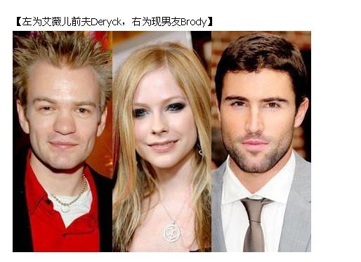 艾薇儿新老公是谁_艾薇儿结婚摄影图_艾薇儿_明