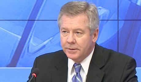 俄称反对任何军事干预叙利亚的安理会决议(图)