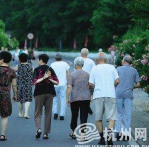 杭州上榜中国最适宜退休城市 环境经济或成主因