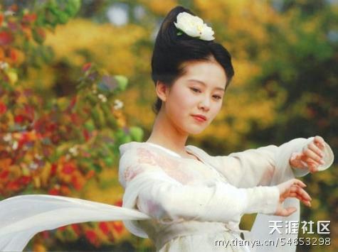 林心如刘诗诗范冰冰周迅 当过 狐狸精 的女星