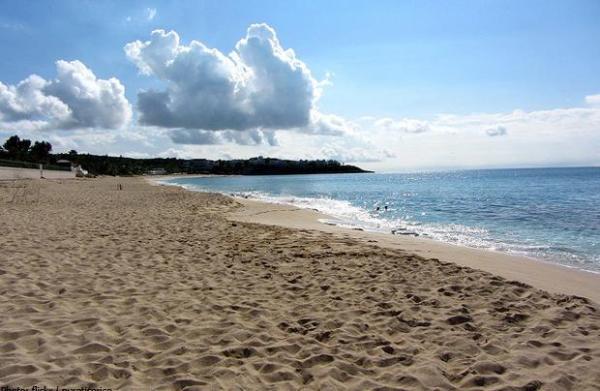 圣马丁岛属于加勒比海的法属西印度群岛之一
