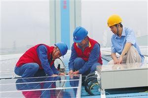 今年以来,宁波不少节能公司开始涉足太阳能光伏发电领域