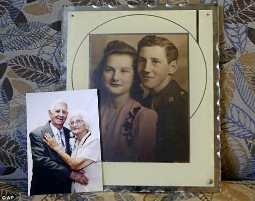 愿得一人心白首不分离:夫妻共度70载同日辞世