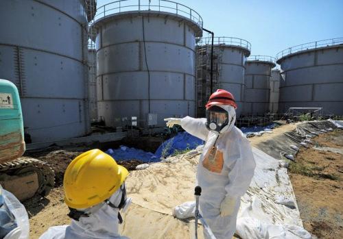 日媒:福岛核污水事故安倍政府应对迟缓遭批