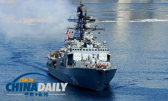 俄罗斯海军司令:地中海舰队将扩编至10艘战舰