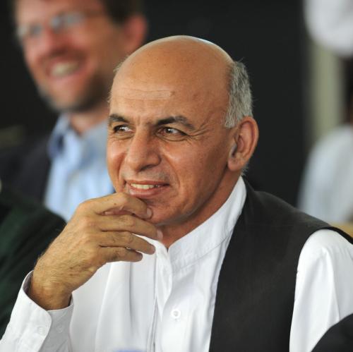 阿富汗前财长宣布将参加2014年总统选举