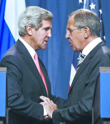 俄美就叙化武达成框架协议两国领袖角色转变