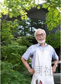 宫崎骏东京举行记者会称《起风了》为引退之作