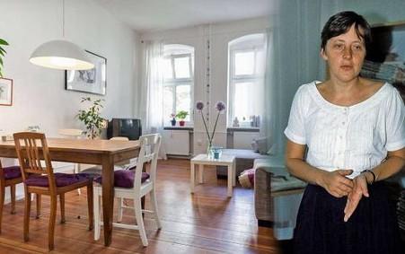 默克尔读博时居所对外出租日租金55欧元(图)