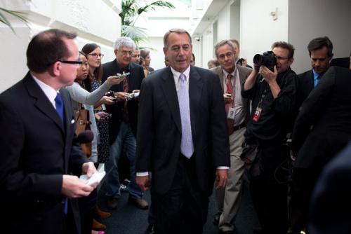 美媒:美共和党抵制奥巴马医改逼政府关门