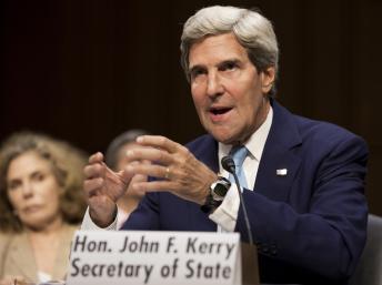 """克里称若美干预叙利亚阿拉伯国家愿意""""买单"""""""