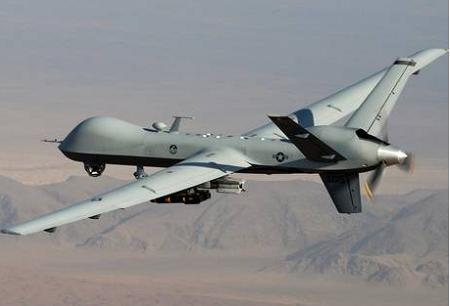 情报文件显示基地组织试图开发技术应对美无人机