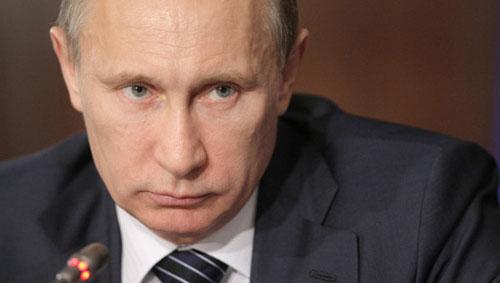 普京:国际社会应欢迎叙申请加入禁止化武公约