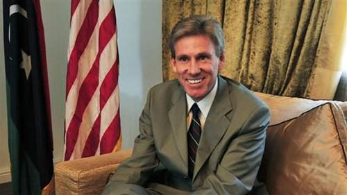 9 11事件12年之际白宫悼念遭杀害驻利比亚大使