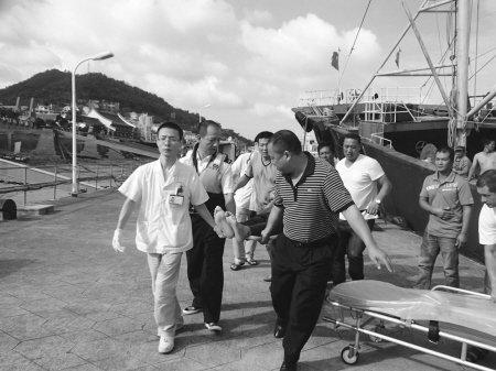 宁波5名渔民下船舱硫化氢中毒 系海鲜腐烂所致