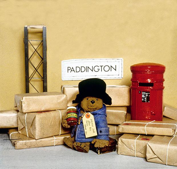 Paddington Bear will be subject of a new movie