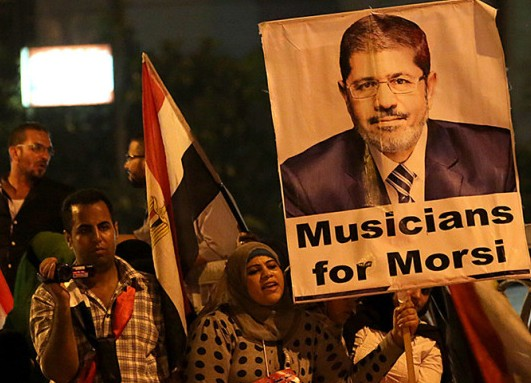 外媒:埃及决定解散穆兄会下周将正式公布(图)