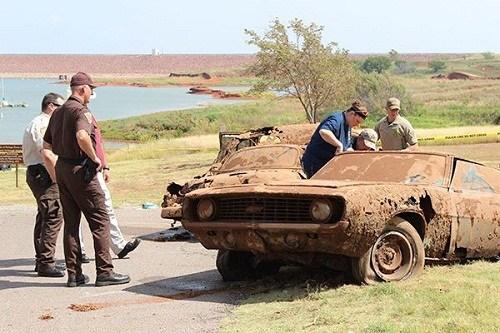 美国警方湖底打捞出5具遗骸或为数十年前失踪者
