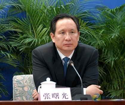 张曙光涉嫌受贿4755万元 时间跨度10余年