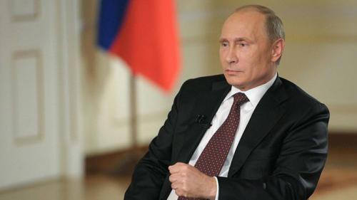 普京吁提供让人信服叙化武证据不排除同意动武