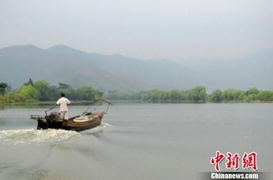 长兴太湖图影生态湿地文化园景区 赵晔娇 摄