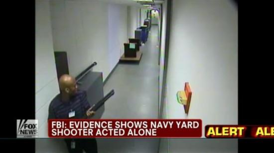 美公布华盛顿枪手行凶视频如执行特种任务(图)