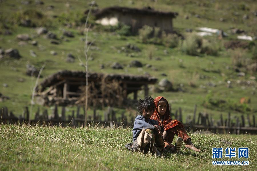 (国际)(1)山上的生活——走近印控克什米尔山区的游牧居民