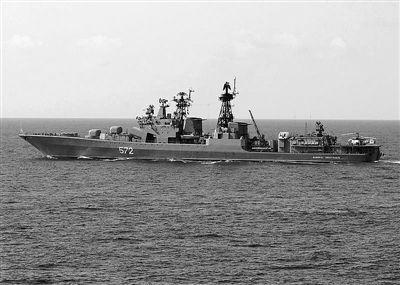 """""""无畏""""级导弹驱逐舰"""