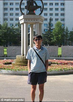 中国一名留美博士生涉嫌杀害前女友被捕(图)