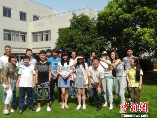 杭州初阳书院近日的开学典礼