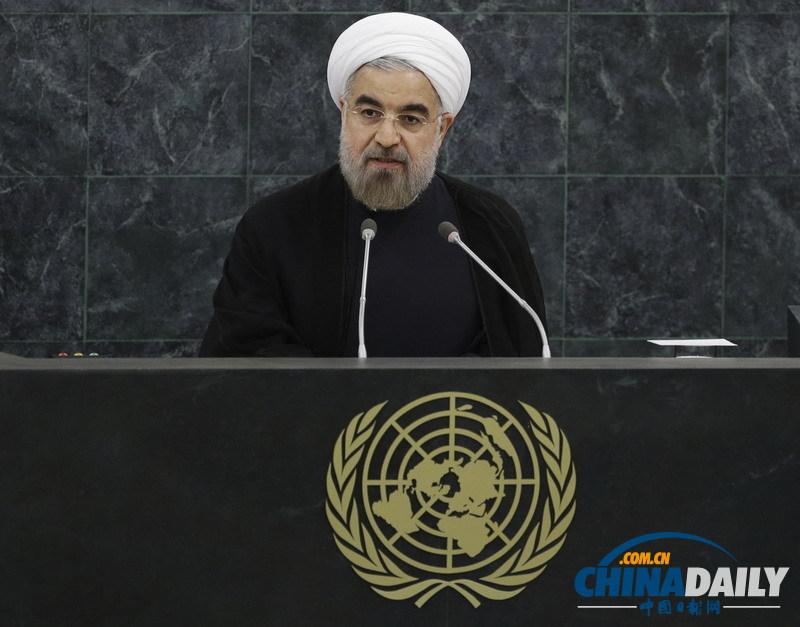 伊朗总统发表演讲 以色列代表离座