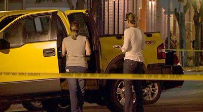 美国男子勒死分居妻子开车拉尸体去警局自首