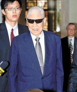 资料图:李登辉 图片来自台湾《中国时报》