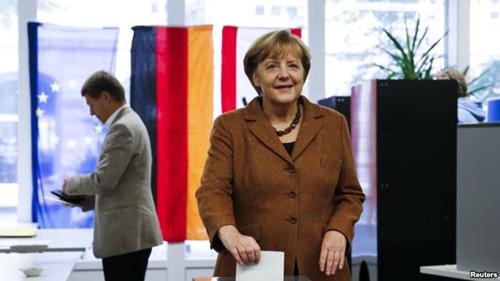 分析称德国大选结果为欧洲未来发展奠定基调